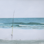 Surf Rod painting