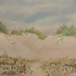 Dune Trail painting