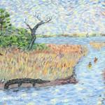 Creek Impressions #1 - Leisure